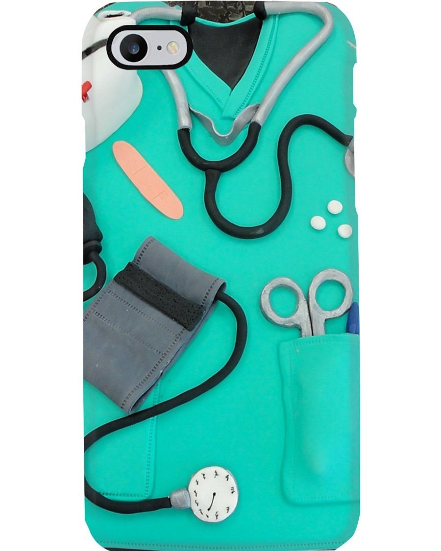 Nurse Scrubs phone case 7