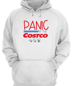 Panic at the Costco toilet paper hoodie