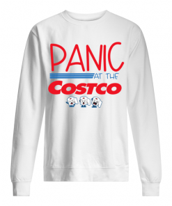 Panic at the Costco toilet paper long sleev