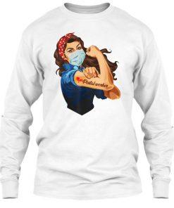 Postal Worker We can do it sweatshirt