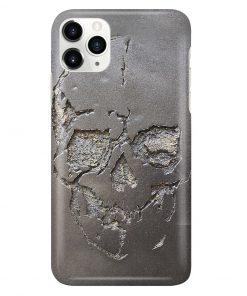 Skull 3d metal phone 11