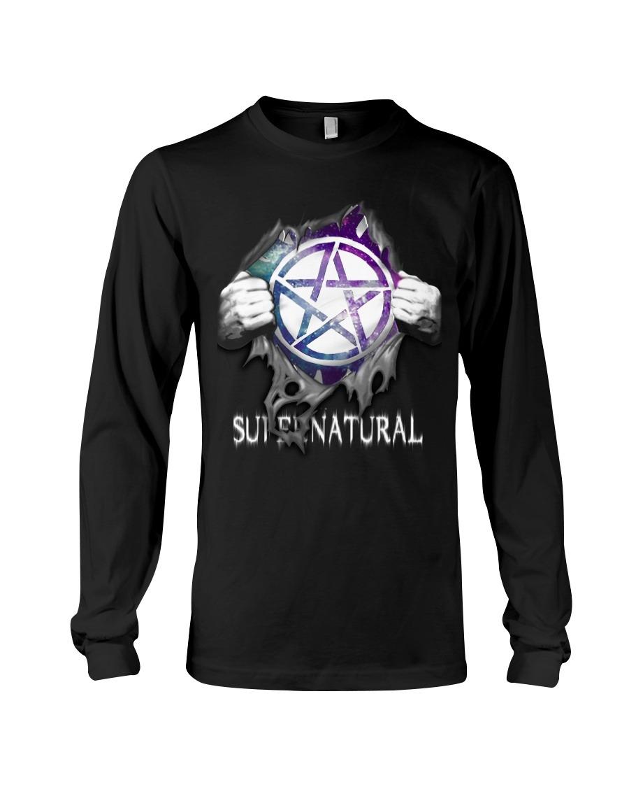 Supernatural inside me long sleeved