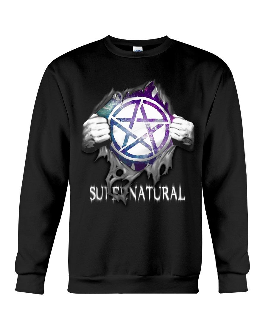 Supernatural inside me sweatshirt