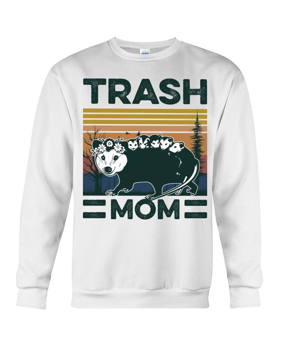 Trash Mom vintage Sweatshirt
