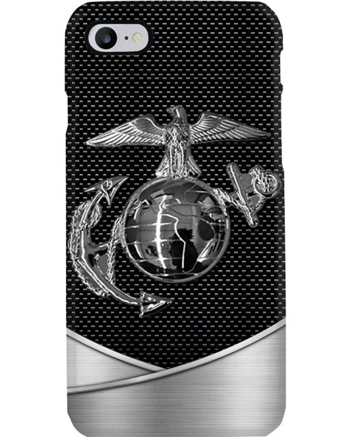 US Marine Corps as metal phone 7