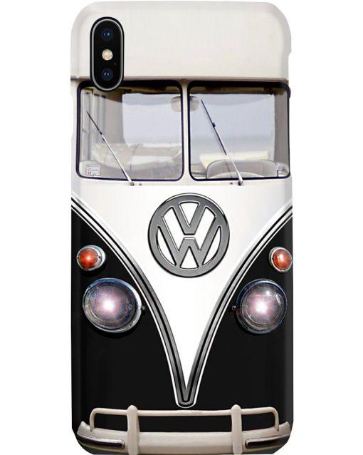 Vintage VW bus phone case 11