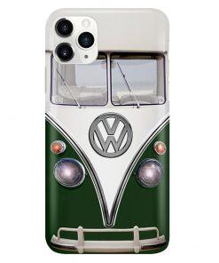 Vintage VW bus phone case x