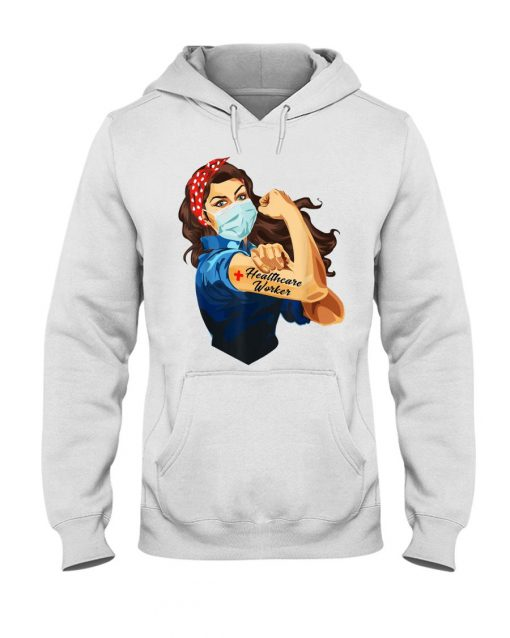 We can do it Nurse Health-care worker Hoodie
