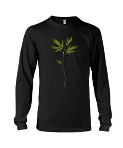 You Are My Sunshine Weed Cannabis Long sleeve