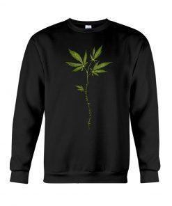 You Are My Sunshine Weed Cannabis sweatshirt