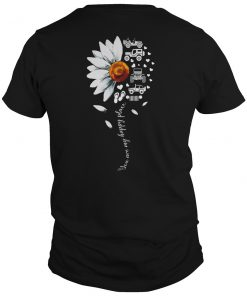 ep Daisy You are my happy place shirt
