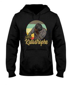 Alter Katastrophe vintage hoodie