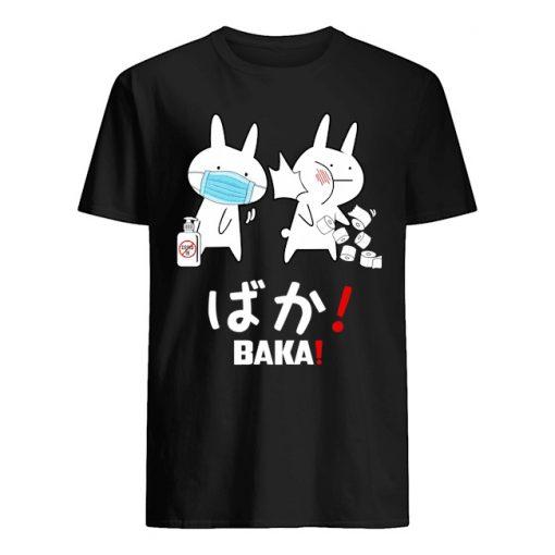 Baka toilet paper Coronavirus T-shirt