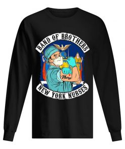 Band of Brothers New York nurses long sleeved