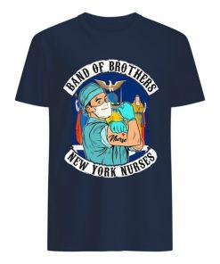 Band of Brothers New York nurses shirt