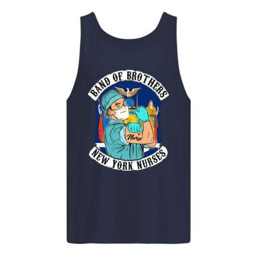 Band of Brothers New York nurses tank top