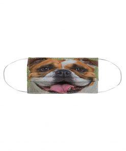 Cute Bulldog Dog mask2