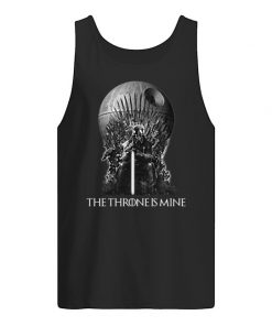 Darth Vader The Throne is mine tank top