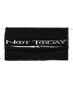 Game of Thrones Not today cloth mask