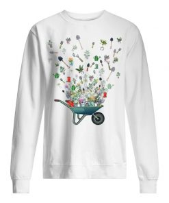 Garden tool flying Sweatshirt
