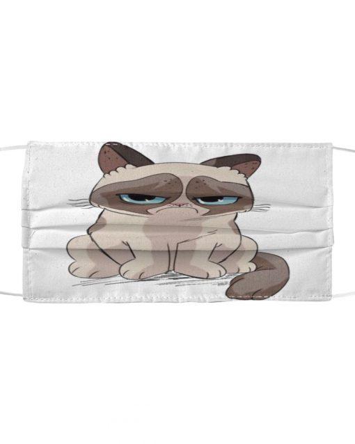 Grumpy Cat Cloth Face Mask 2
