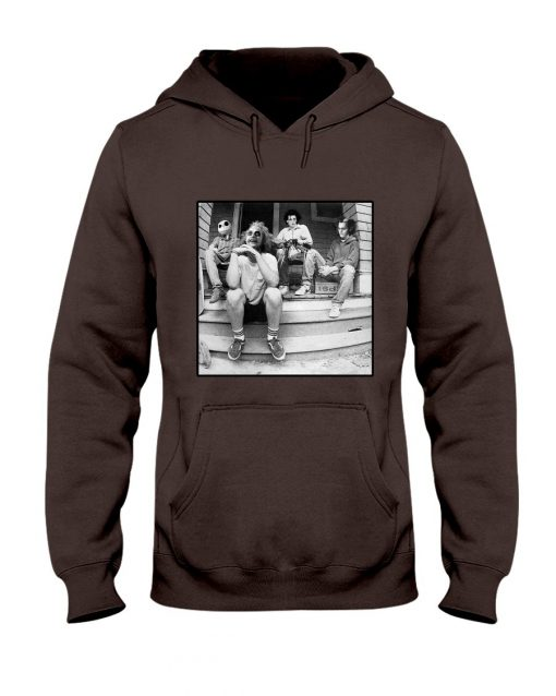 Horror characters Minor Threat - Salad Days hoodie