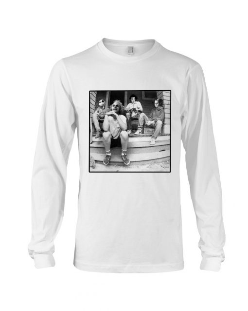 Horror characters Minor Threat - Salad Days long sleeved