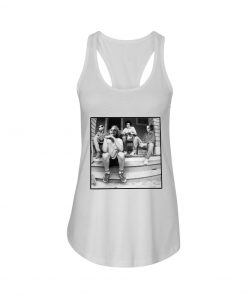 Horror characters Minor Threat - Salad Days tank top