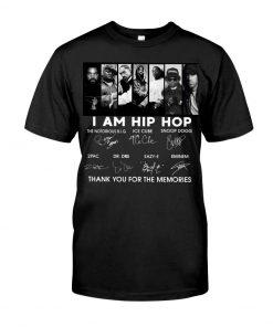 I am hip hop signatures T-shirt