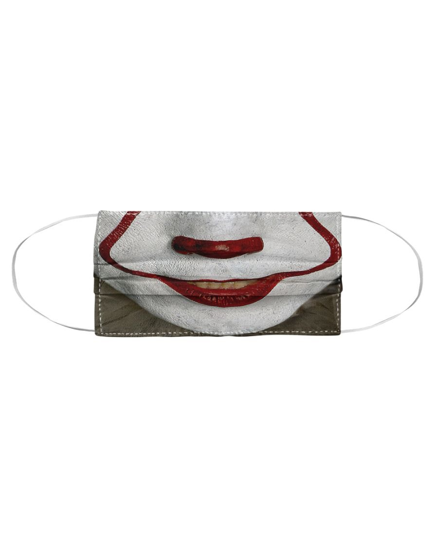 IT Pennywise 3D cloth face mask 2