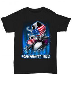 Jack Skellington - Quarantined T-shirt