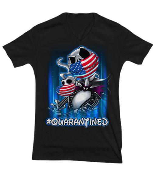 Jack Skellington - Quarantined V-neck