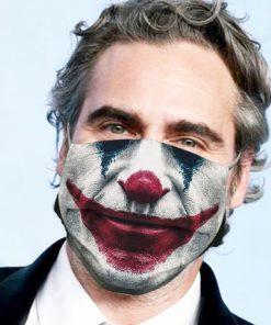Joker 3D face mask