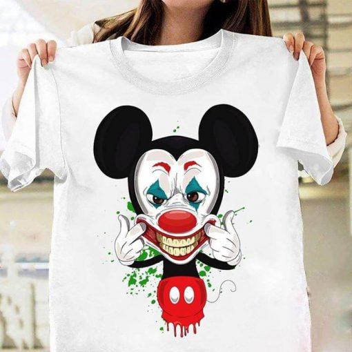 Mickey Mouse - Joker shirt