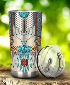 Native American Pattern Tumbler1