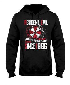 Resident Evil Social Distance Training Since 1996 hoodie
