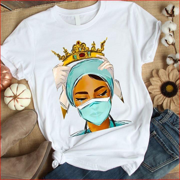 Respect to Nurses Queen shirt 0
