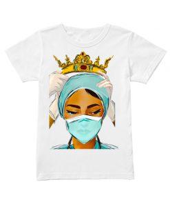 Respect to Nurses Queen shirt
