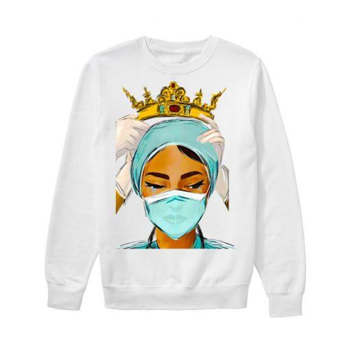 Respect to Nurses Queen sweatshirt