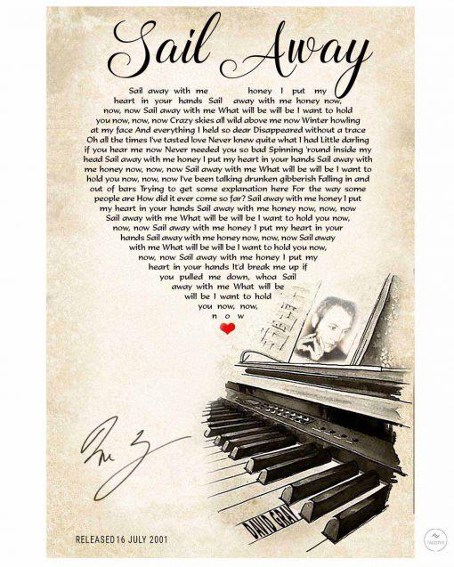 Sail Away - David Gray Lyrics