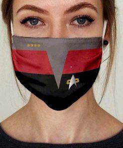 Star Trek Energize face mask 0