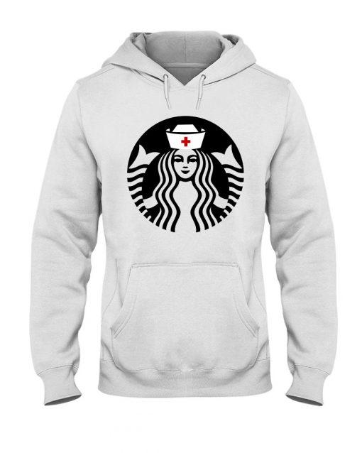 Starbucks Nurse hoodie