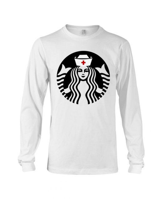 Starbucks Nurse long sleeved