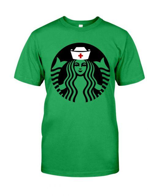 Starbucks Nurse shirt