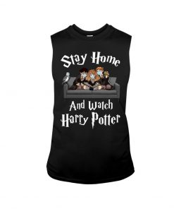 Stay Home And Watch Harry Potter Tank top