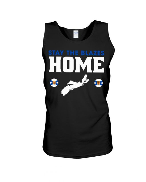 Stay The Blazes Home tank top