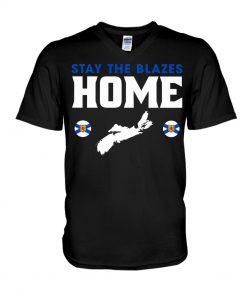 Stay The Blazes Home v-neck