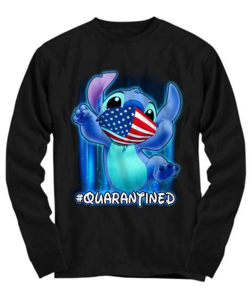 Stitch - Quarantined Long sleeve