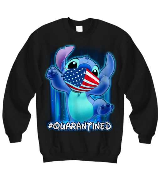 Stitch - Quarantined Sweatshirt
