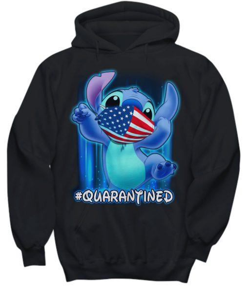 Stitch - Quarantined hoodie